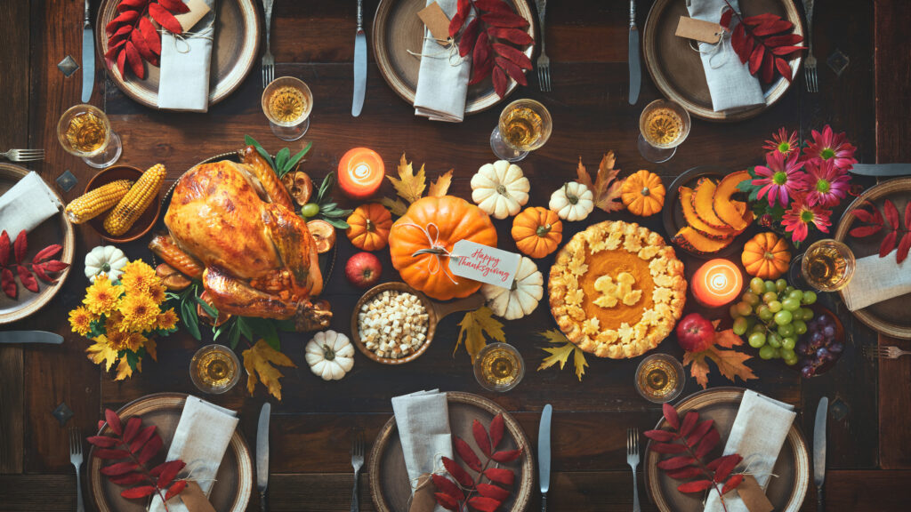 What Thanksgiving food really does to your skin
